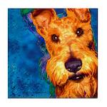 Irish Terrier Tile Coaster