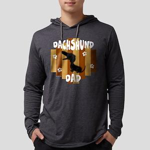 Dachshund Dad Long Sleeve T-Shirt