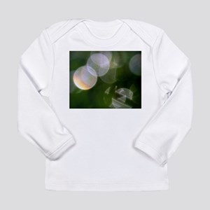 Sun Orbs and Reflections in Gr Long Sleeve T-Shirt