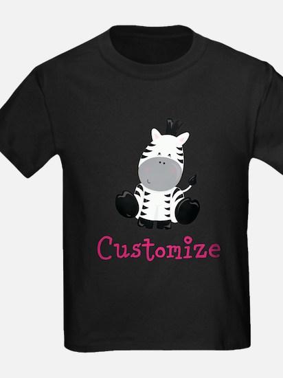 Custom Baby Zebra T