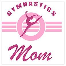 Gymnast Mom Poster
