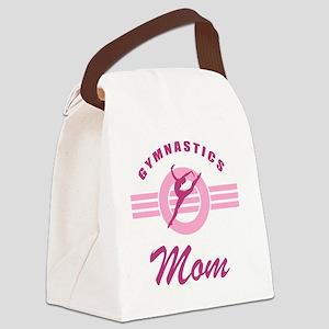 Gymnast Mom Canvas Lunch Bag