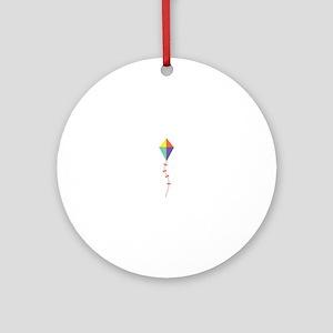Kite Ornament (Round)