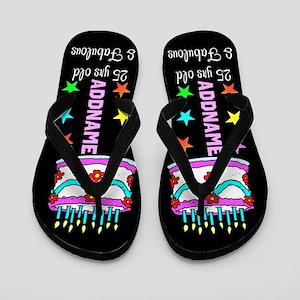 Festive 25th Flip Flops