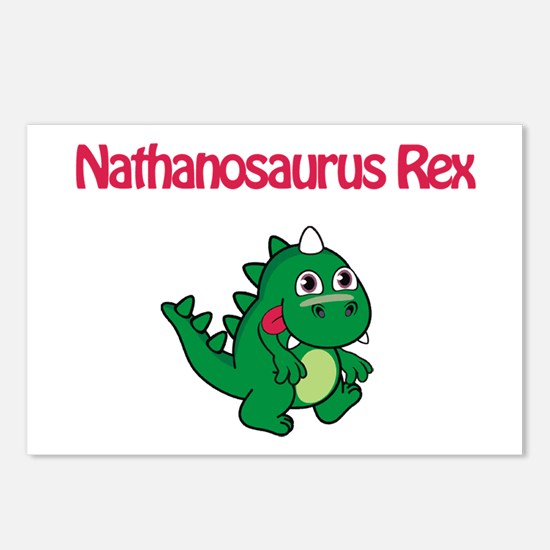 Nathanosaurus Rex Postcards (Package of 8)