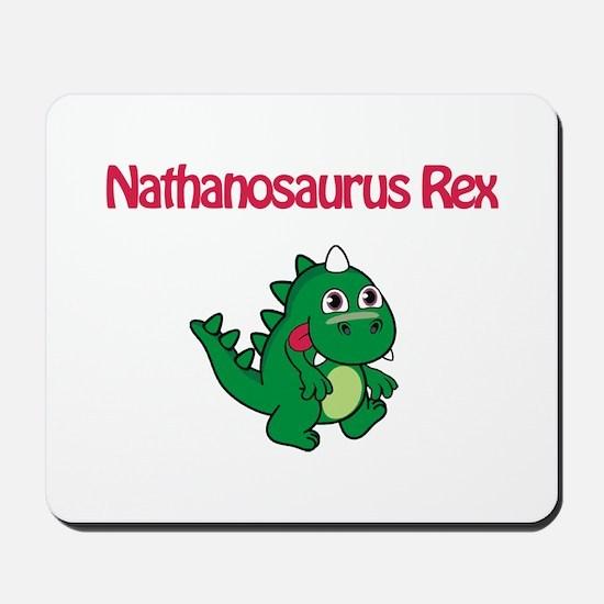 Nathanosaurus Rex Mousepad