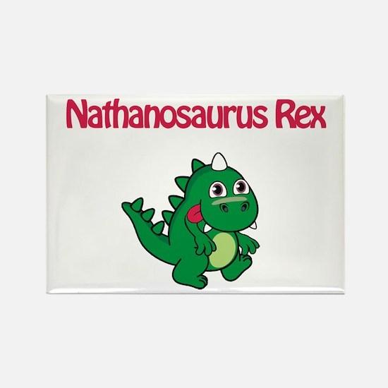 Nathanosaurus Rex Rectangle Magnet (10 pack)