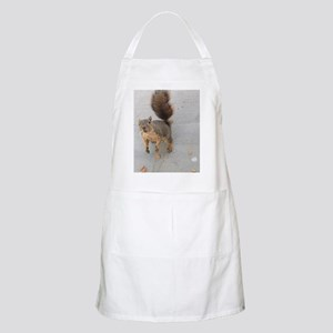 squirrel'n around Apron