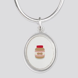 Peanut Butter Jar Necklaces