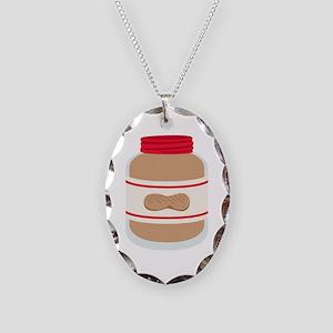Peanut Butter Jar Necklace