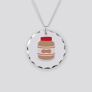 Peanut Butter Jar Necklace