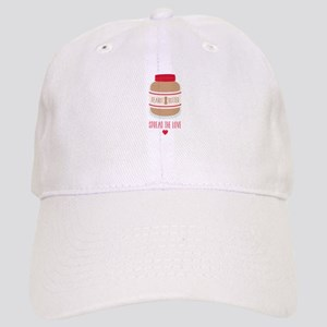 Peanut Butter Love Baseball Cap