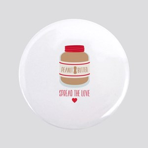 Peanut Butter Love Button