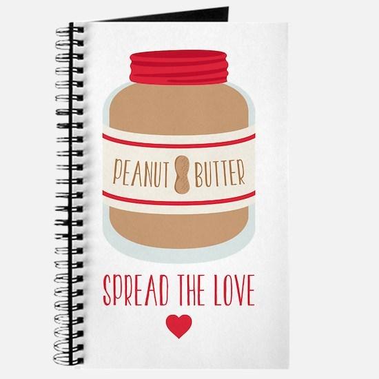 Peanut Butter Love Journal
