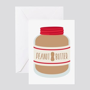 Peanut Butter Greeting Cards