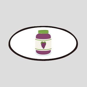 Grape Jelly Jar Patch