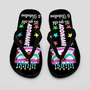 Delightful 35th Flip Flops