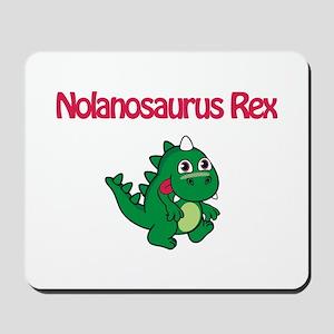 Nolanosaurus Rex Mousepad