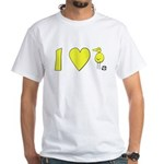 I Love Canaries T-Shirt