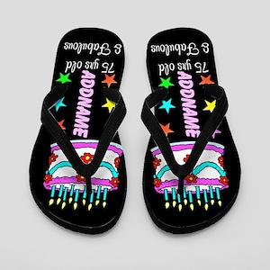Happy 75th Flip Flops