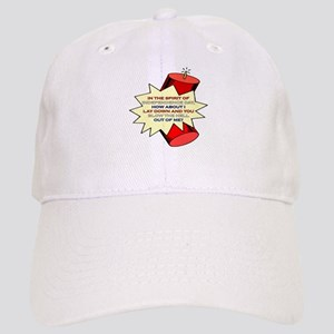 4th of July - Blow The Hell Out Of Me Cap