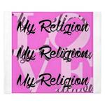 Love My Religion King Duvet