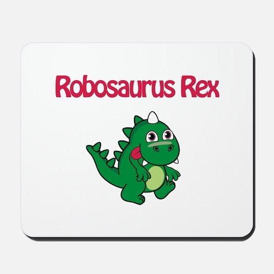 Robosaurus Rex Mousepad
