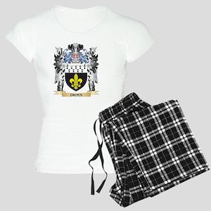 Dicks Coat of Arms - Family Women's Light Pajamas
