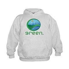 Green Energy Hoodie