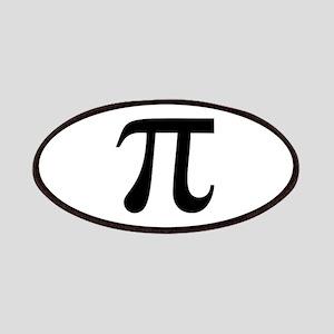 Pi symbol Patch