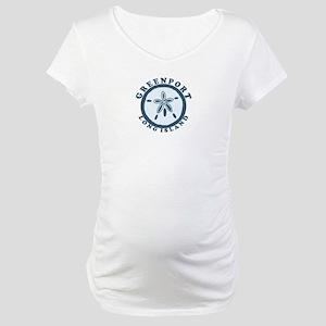 Southampton - Long Island. Maternity T-Shirt