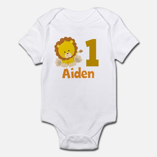 Lion Birthday Infant Bodysuit