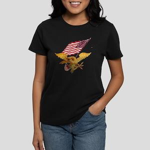 AMERICAN EAGLE Women's Dark T-Shirt