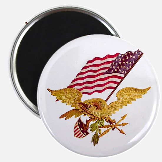 "AMERICAN EAGLE 2.25"" Magnet (10 pack)"