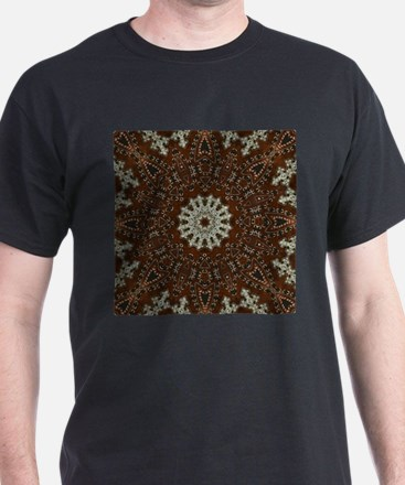 western leather pattern T-Shirt