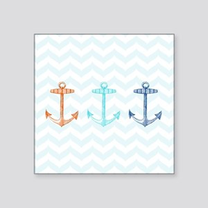 Modern Nautical Sticker