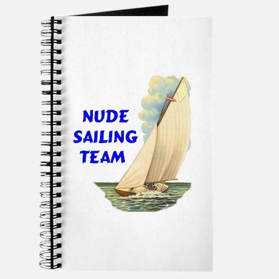 NUDE SAILING Journal