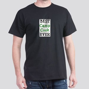 best camp cook Dark T-Shirt