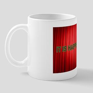 Twin Peaks It Is Happeni Mug