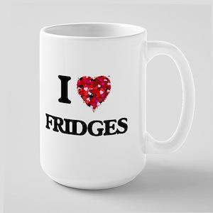 I love Fridges Mugs