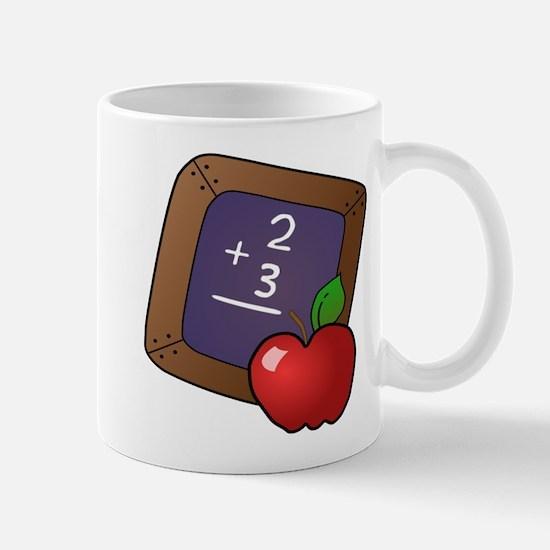 Apple Teacher Mugs