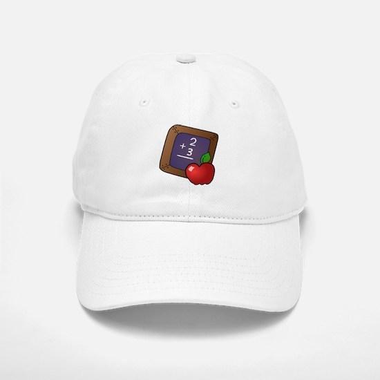 Apple Teacher Baseball Baseball Baseball Cap