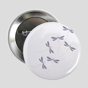 "Dragonfly flight 2.25"" Button"