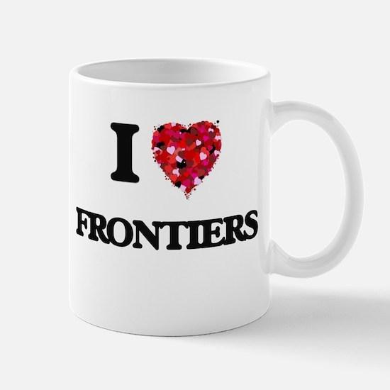 I love Frontiers Mugs