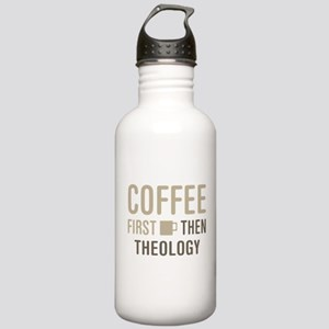 Coffee Then Theology Stainless Water Bottle 1.0L