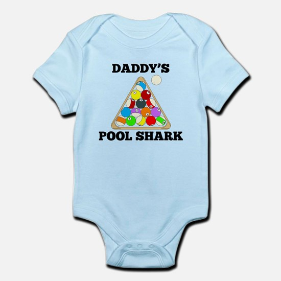 Daddys Pool Shark Body Suit