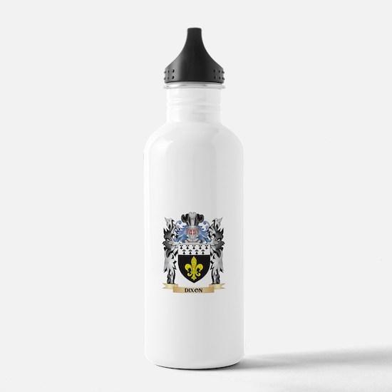 Dixon Coat of Arms - F Water Bottle