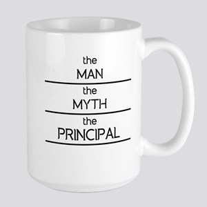 The Man The Myth The Principal Mugs