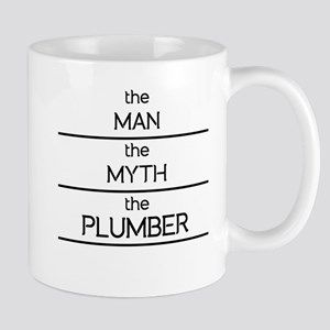 The Man The Myth The Plumber Mugs