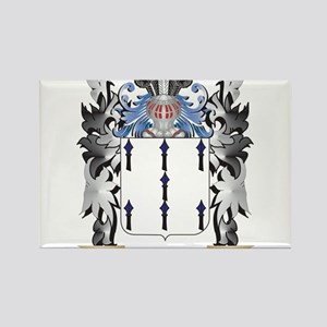 Docker Coat of Arms - Family Crest Magnets